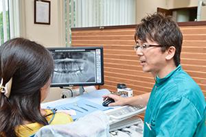 杉村歯科医院 医院の特徴