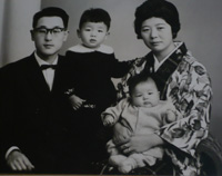 杉村歯科医院 院長紹介 幼少期